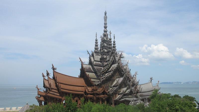 Truth Sanctuary Pattaya Thailand
