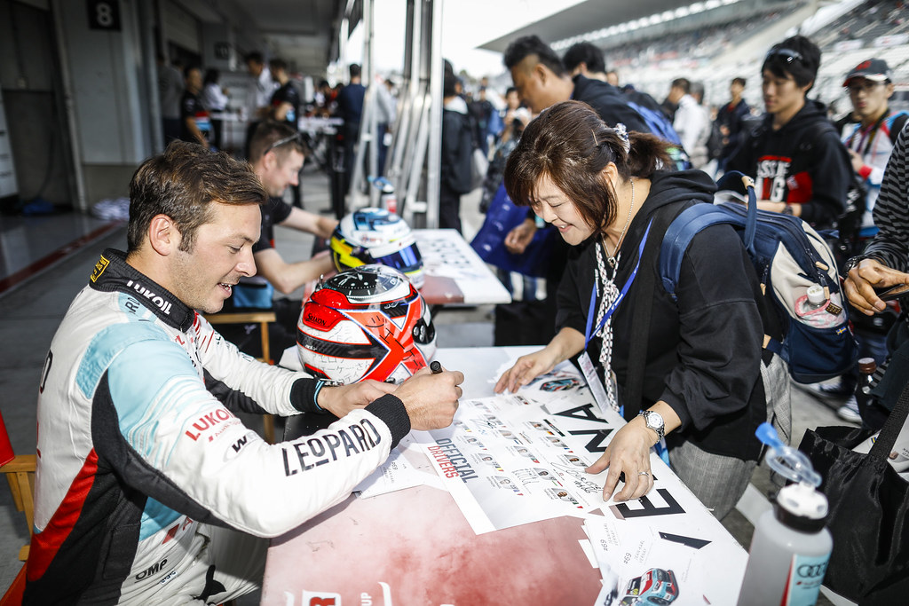VERNAY Jean-Karl, (fra), Audi RS3 LMS TCR team Audi Sport Leopard Lukoil, portrait during the 2018 FIA WTCR World Touring Car cup of Japan, at Suzuka from october 26 to 28 - Photo Francois Flamand / DPPI