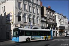 Heuliez Bus GX 137 L - Keolis Montluçon / Maelis