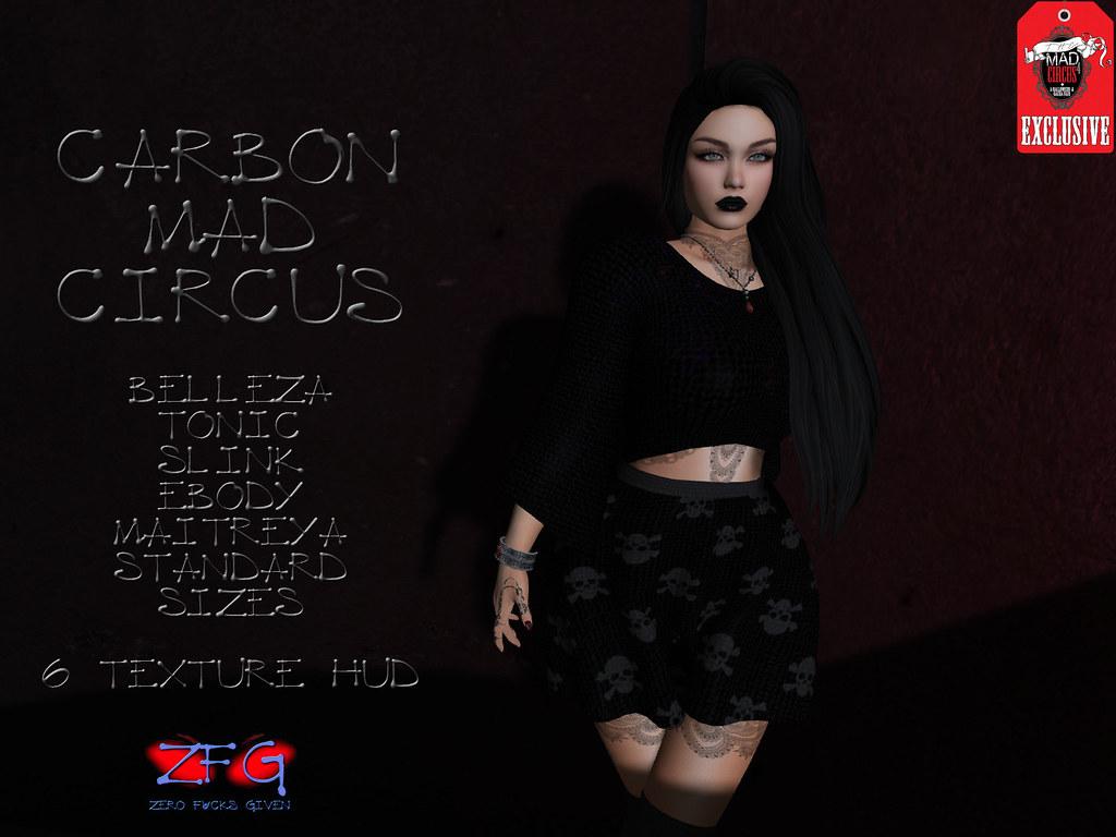 {zfg} carbon mad circus - TeleportHub.com Live!