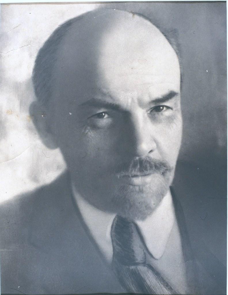 В.И.Ленин. 1922