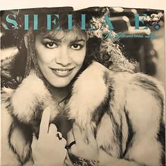 SHEILA E.:THE GLAMOROUS LIFE(JACKET A)