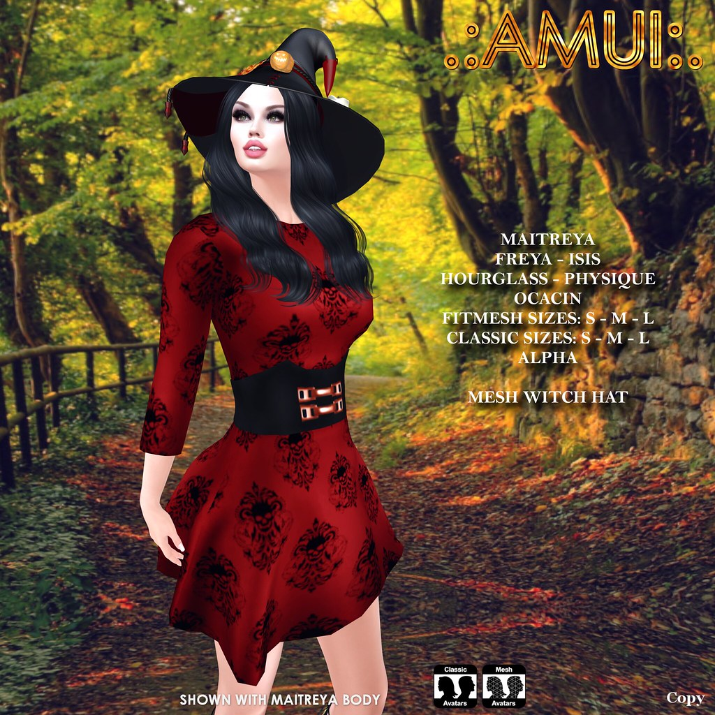 ".:AMUI:. ""Hallow18"" Group Gift"