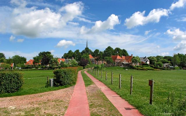 Groningen: Niehove, Canon POWERSHOT G2