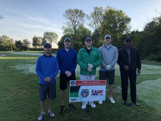 2018 St. Louis Post 19th Annual Education and Mentoring Fund Golf Tournament