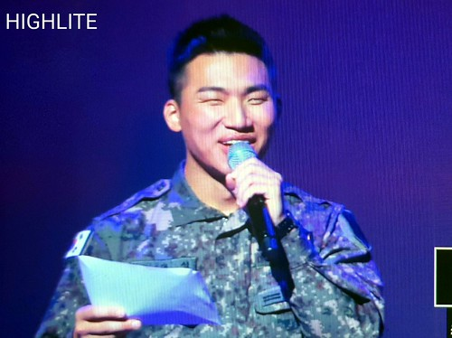 Daesung at Chuncheon Baekryeong Art Center