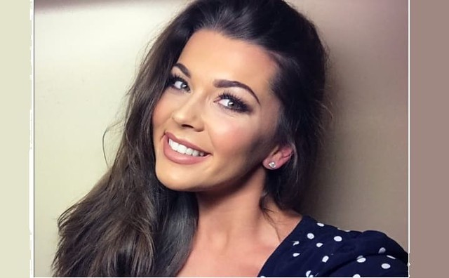 4695 Linzi Mclelland Emirates Airlines' Airhostess wins Miss World Scotland 2018 01