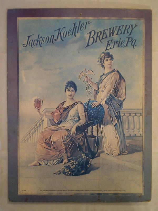 Jackson-Koehler-Brewery-Erie-Pa-Sign