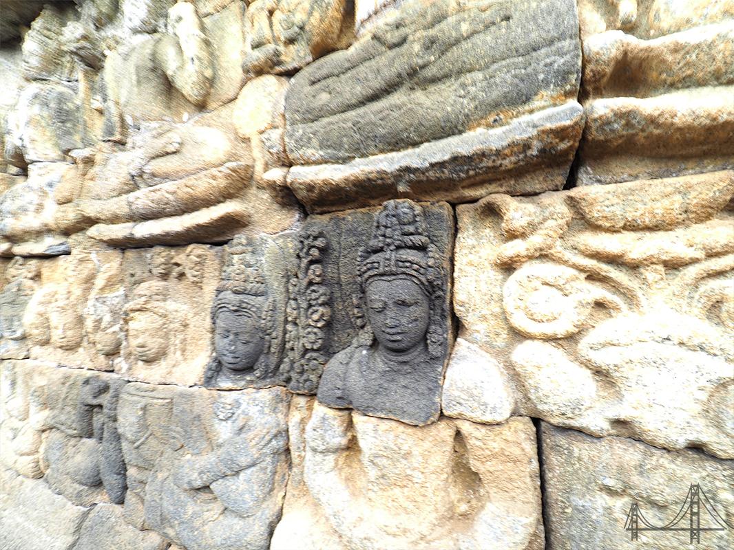 Borobudur婆羅浮屠12