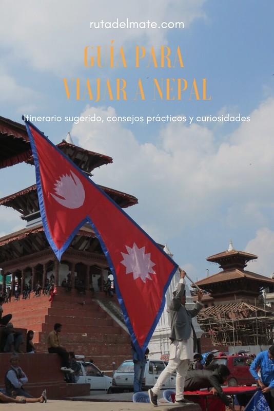 Guía para viajar a Nepal