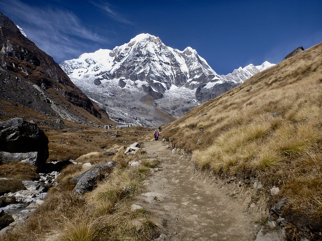 Annapurna South on the, Panasonic DMC-FT3