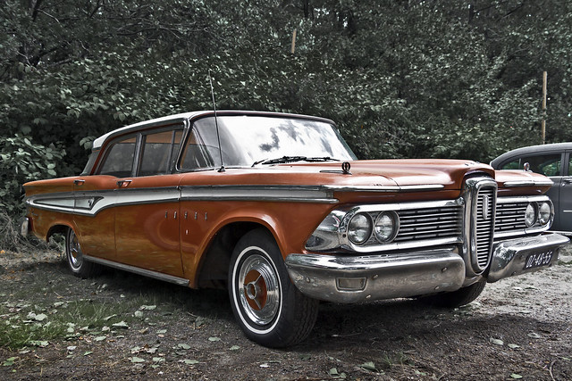 Edsel Corsair Sedan 1959 (6588)