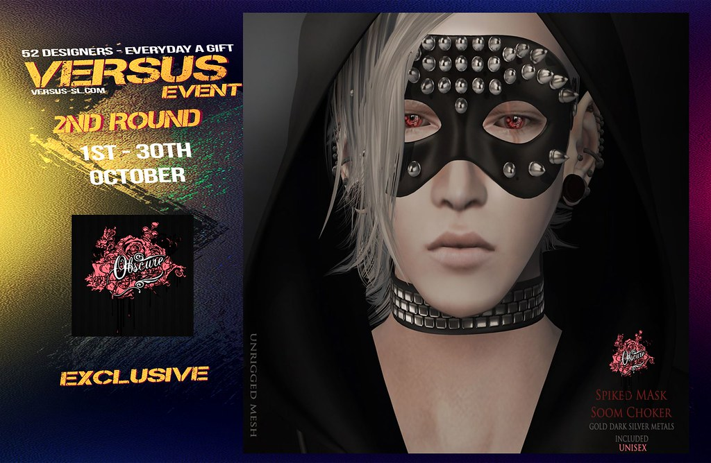 VERSUS EVENT 2ND ROUND OBSCURE Exclusive