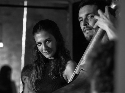 20181012 Eva Fernandez & Jose Carra Trio