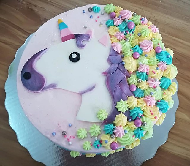 Unicorn Cake from Cake by Little Cake