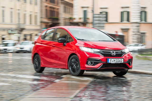 Comprar Honda Jazz
