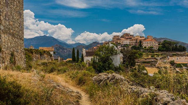 Corse / Korsika: Sant'Antonino