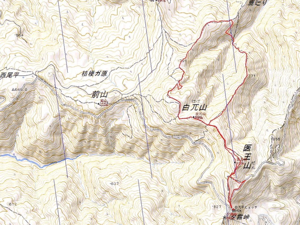 IOUZE Map and DATA
