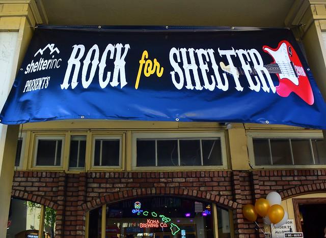 Rock For SHELTER 2018