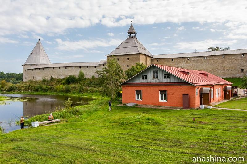 Староладожская крепость, Старая Ладога