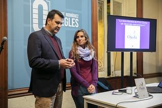 La obra de Pino Ojeda. Un recorrido metedológico, por Blanca Hernández