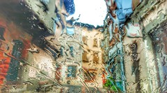 Verfeil sous la pluie