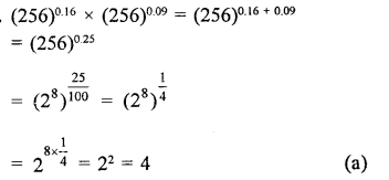 Class 9 RD Sharma Solutions Chapter 2 Exponents of Real Numbers