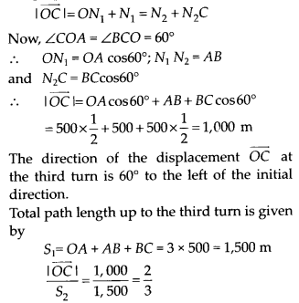 NCERT Solutions for Class 11 Physics Chapter 4 Motion of plane 10