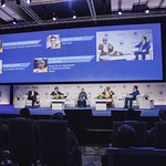 Panel at Plenary session 1 at IRU World Congress