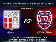 Rimini - Virtus Verona