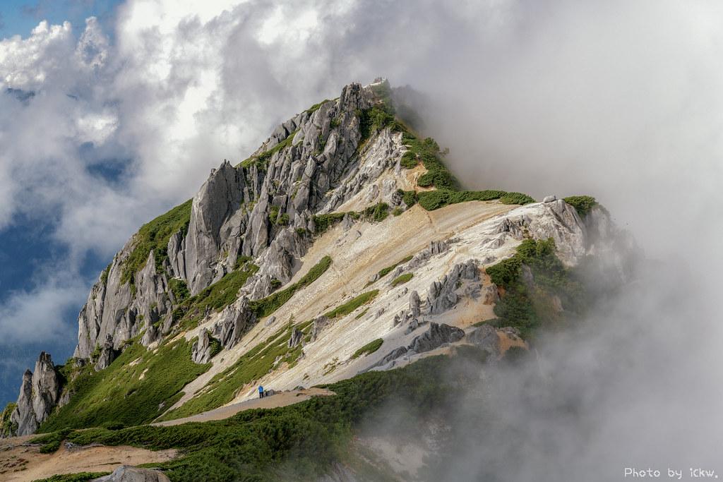Mt.NorthTsubakuro(Japan)