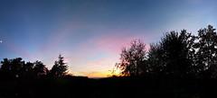 Panorama du soir