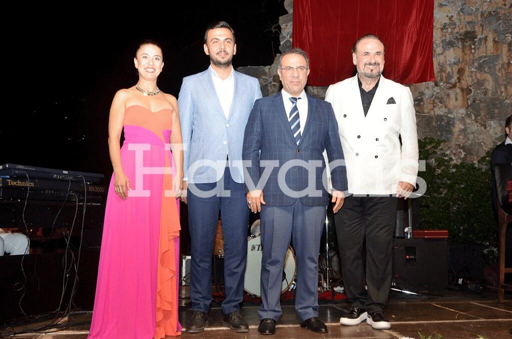 Pınar Tekol, Mustafa Toklu, Zülfü Çelik, Hakan Aysev