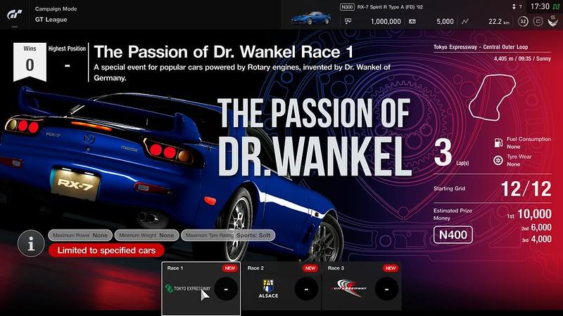 Gran Turismo SportSeptember Update