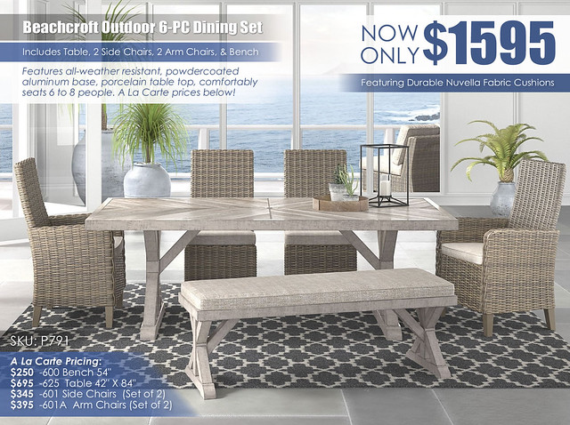 Beachcroft Dining Set_P791-625-601(2)-601A(2)-600_ALT_new
