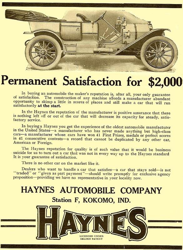 1910 Haynes