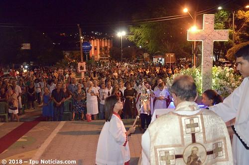 Encerramento da Festa de São Francisco em Ipu