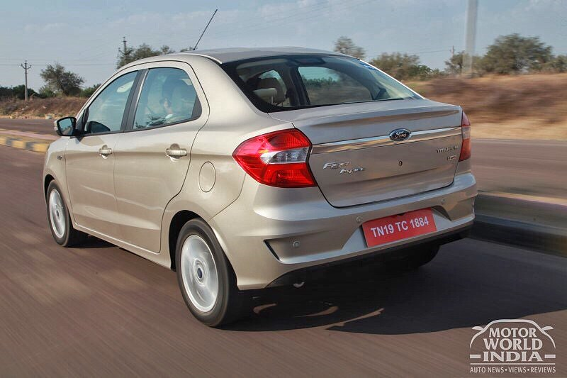 2018 Ford Aspire