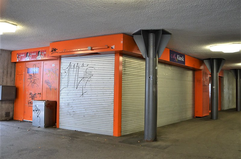 Tunnel Baselstrasse 11.10.2018