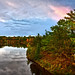 Fall on the Kennebec, Fairfield, Maine by yerica38