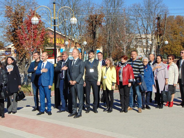 Youth participation: good practices in Fastiv, Ukraine