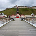Saltburn Pier and Cliff Lift