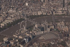 London from the air (2)