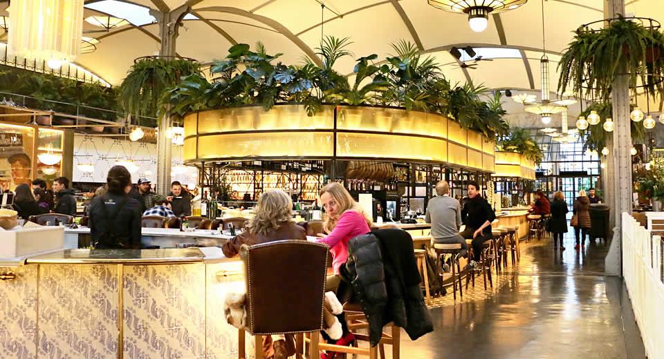Grootste restaurant van Barcelona: El Nacional | Mooistestedentrips.nl