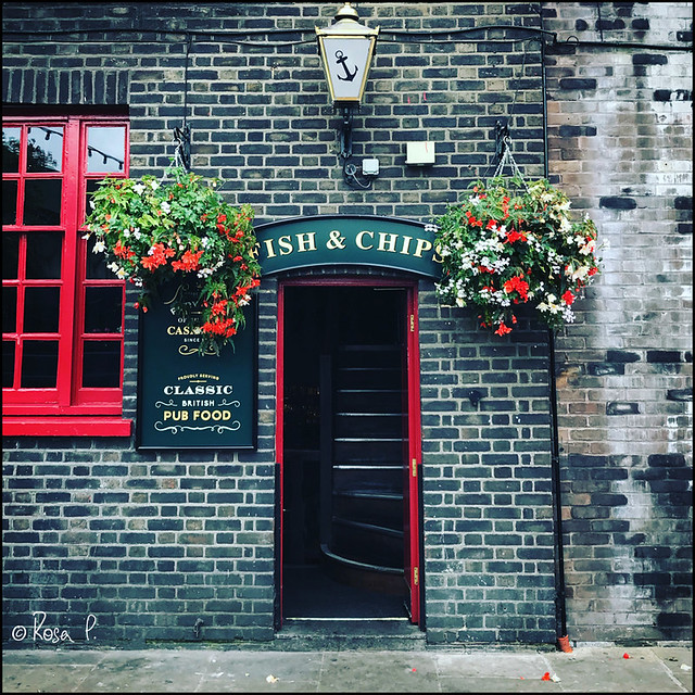 UK - London - The Anchor Pub