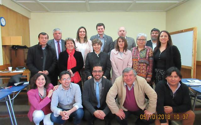 Consejo Consultivo de Educación de los Ríos se reúne nuevamente en el ISV