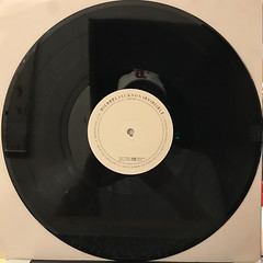 MICHAEL JACKSON:INVINCIBLE(RECORD SIDE-B)