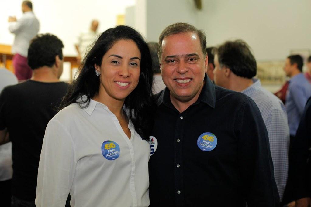 Paulo Abi-Ackel - 04/10/2018 - Mariana
