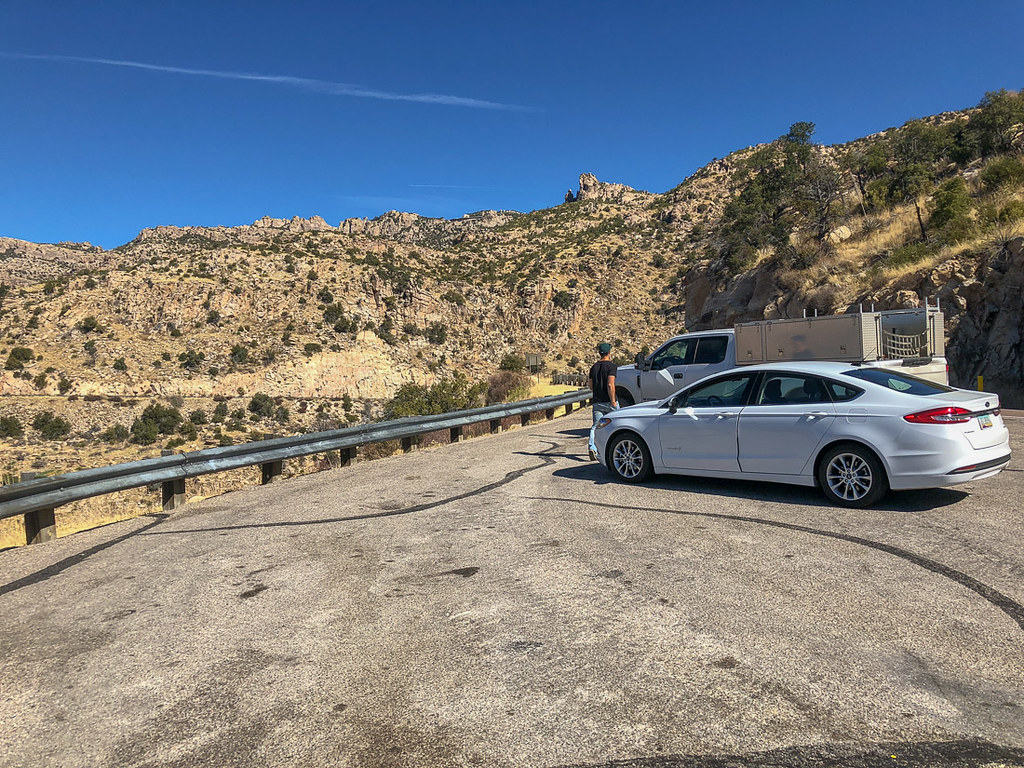 Mt. Lemmon Scenic Byway drive