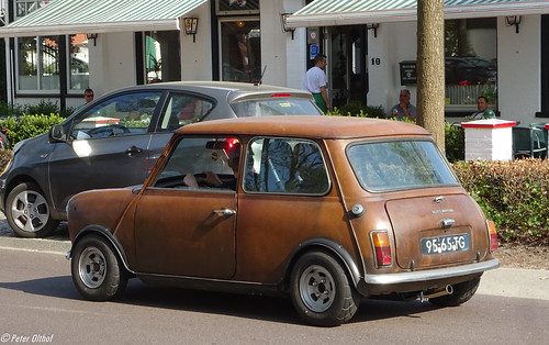 1972 Mini 1000